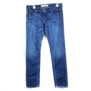 Hollister Stretch Size 9R Straight Leg Jeans